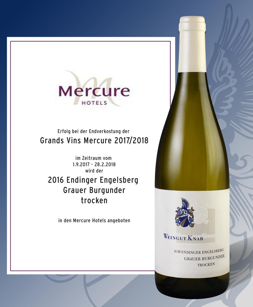 Grand Vin Mercure 2017/2018